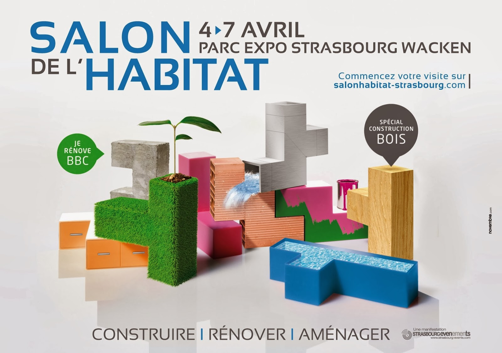 Salon Habitat Strasbourg Blogs D Alsace