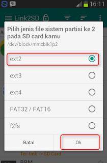 Menambah Speed Android Dengan Link2SD