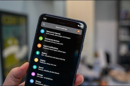 Cara Berbagi Wi-Fi Dengan Scan QR Code di Android 10