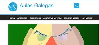 Especial  Calero en Aulas Galegas
