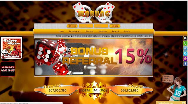 Jenis Permainan Judi Bandar Poker Online
