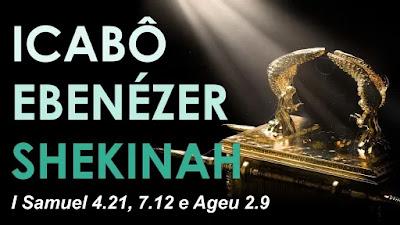 pregação icabô ebenézer shekinah
