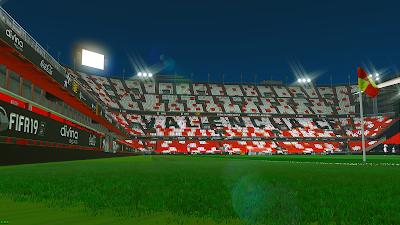 PES 2019 Stadium Mestalla by Gavi83