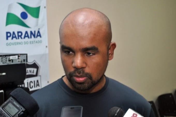 Curitiba: Três são detidos em aglomeração e fazem ofensas racistas para delegado