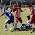 Copa Santiago: Primera semifinal en San Ramón.