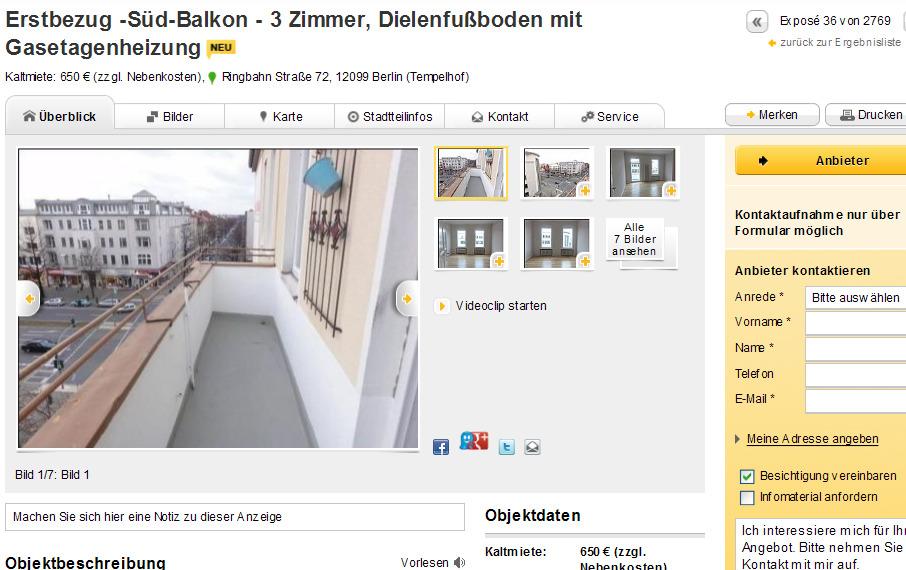 erstbezug s d balkon 3 zimmer dielenfu boden mit. Black Bedroom Furniture Sets. Home Design Ideas