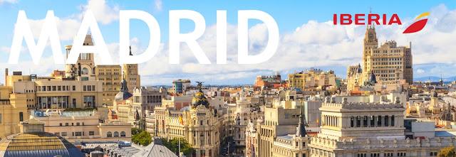 Ruta Vigo - Madrid, con Iberia