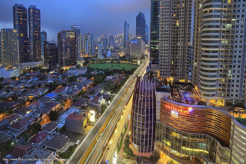 Daftar Hotel di Wilayah Kuningan Jakarta Selatan