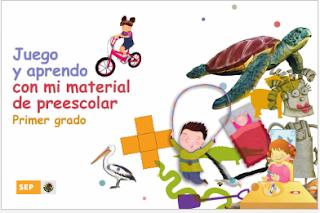 material de preescolar