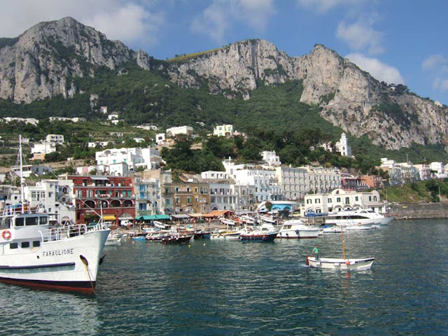 Capri – Itália