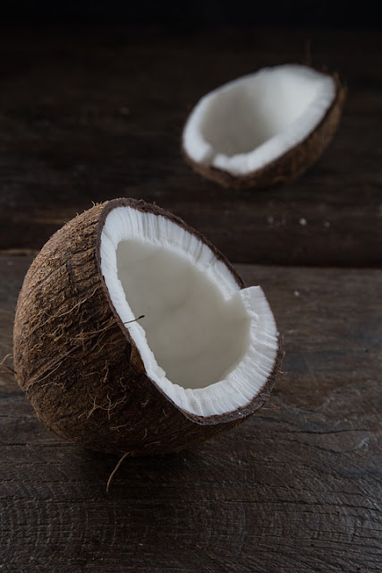 Coconut water For Glowing Skin