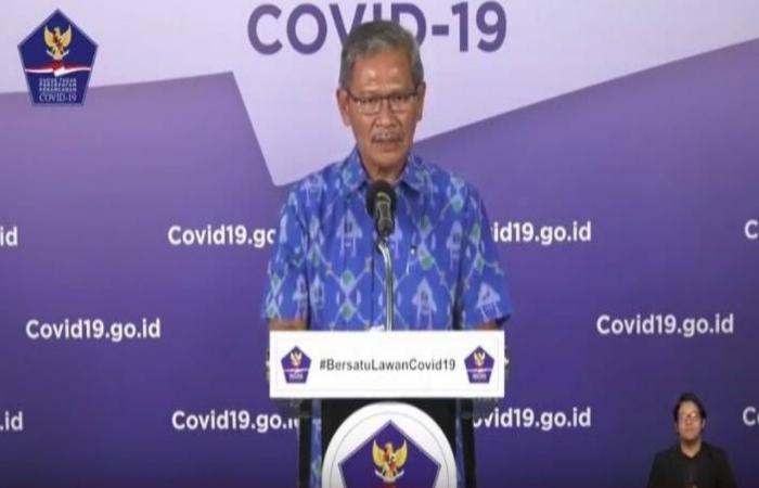 UPDATE: Kini Ada 26.473 Kasus Covid-19 di Indonesia