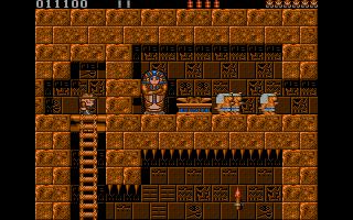 Jogue Rick Dangerous grátis para Atari ST online