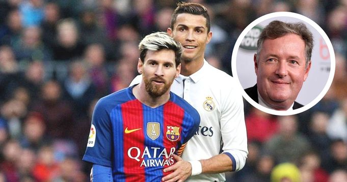 Cristiano Ronaldo: Messi is the greatest footballer i have ever played against