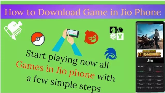 How to Download Game in Jio Phone | Jio Games