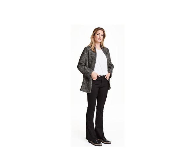 Figura gruszki spodnie