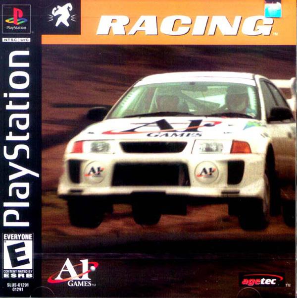 Racing - PS1 - ISOs Download