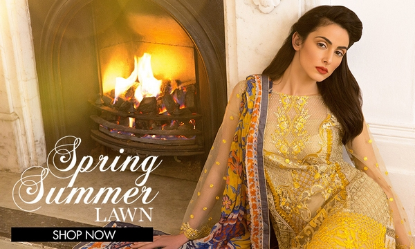 Sobia Nazir Eid Chiffon / Lawn Collection 2017-2018