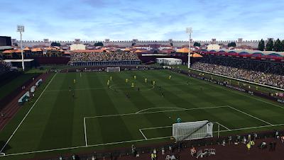 PES 2021 Stadium Stadio Piercesare Tombolato