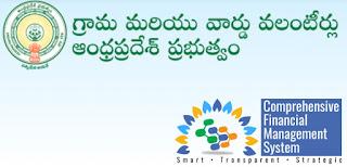 How to Check Grama/ward Volunteer Salary Payment Details by Using AADHAAR / CFMS ID.