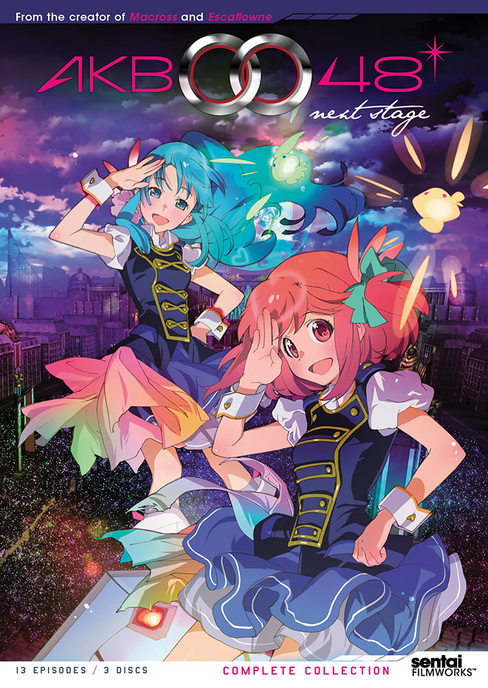 AKB0048 Next Stage (2ª Temporada) – Online