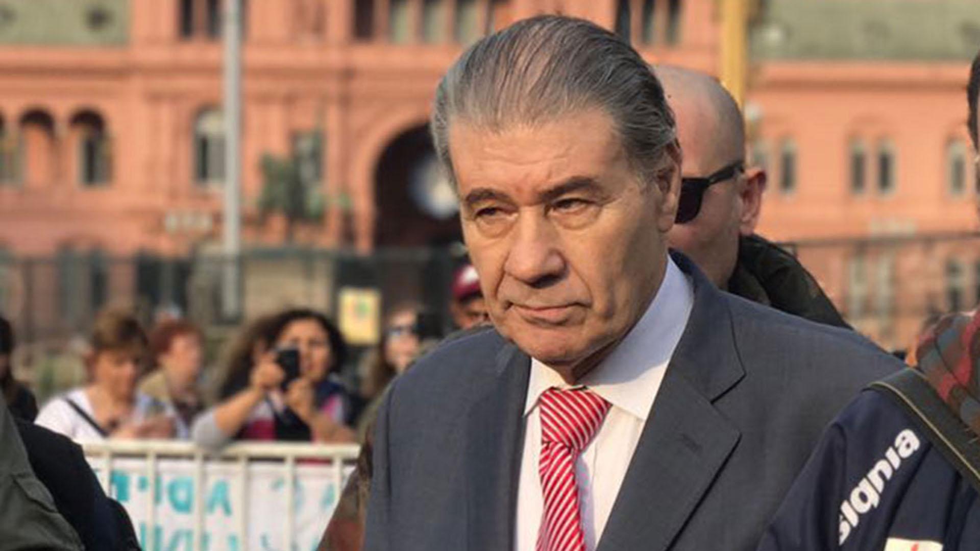 Internaron a Víctor Hugo Morales