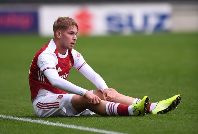 Emile Smith Rowe Injury Update Has Emerged After West Brom Clash