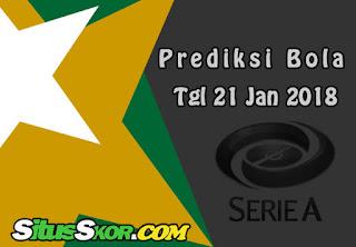 Prediksi Udinese vs SPAL 21 Januari 2018