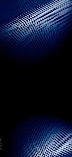 خلفية شبكة زرقاء تجريدية للايفون