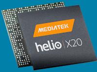Helio X20, Prosesor Sepuluh Inti Pertama Di Dunia