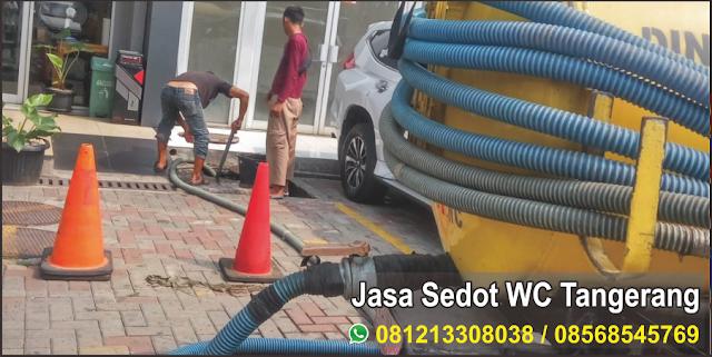 Jasa Sedot WC Murah Tangerang   081213308038 / 08568545769