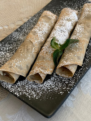Second Try at Buckwheat and Rye Crepes