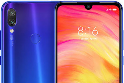 Cara Download Dan Pasang Custom Rom Redmi Note 7