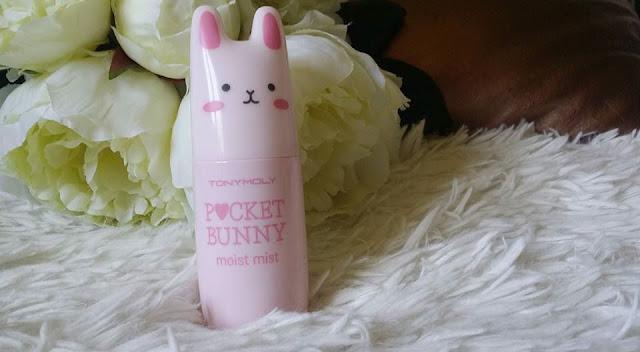 Revue ~Tony Moly Pocket Bunny Moist Mist ~
