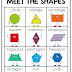 MEET THE SHAPES FREEBIE