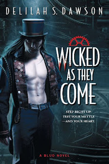 Wicked as they come   Blud #1   Delilah S. Dawson