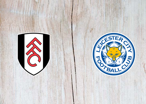 Fulham vs Leicester City -Highlights 03 February 2021