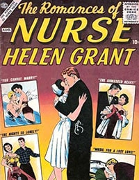 The Romances Of Nurse Helen Grant