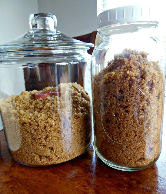 Turn your organic sugar into brown sugar.