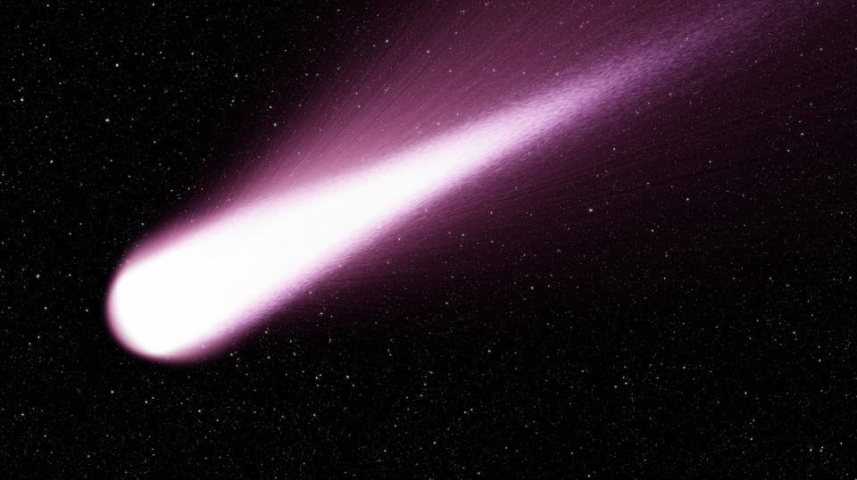 Amazing Facts about Comet in Hindi  - धूमकेतु के बारे में रोचक तथ्य