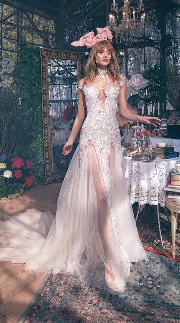 K'Mich Weddngs - wedding planning - white wedding dresses - g301-galia-lahav-fall-2019