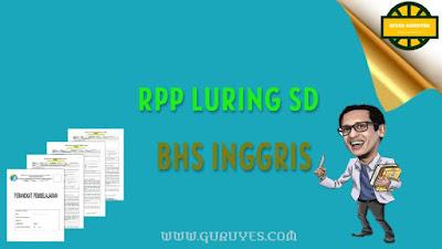 Download RPP Daring Bahasa Inggris Kelas  Download RPP Daring Bahasa Inggris Kelas 4 Semester 2