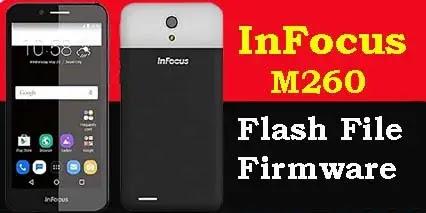 Infocus m260 flash file firmware