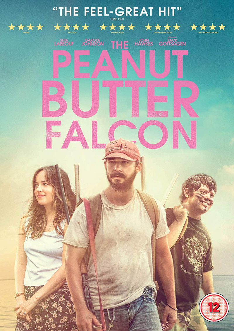the peanut butter falcon dvd