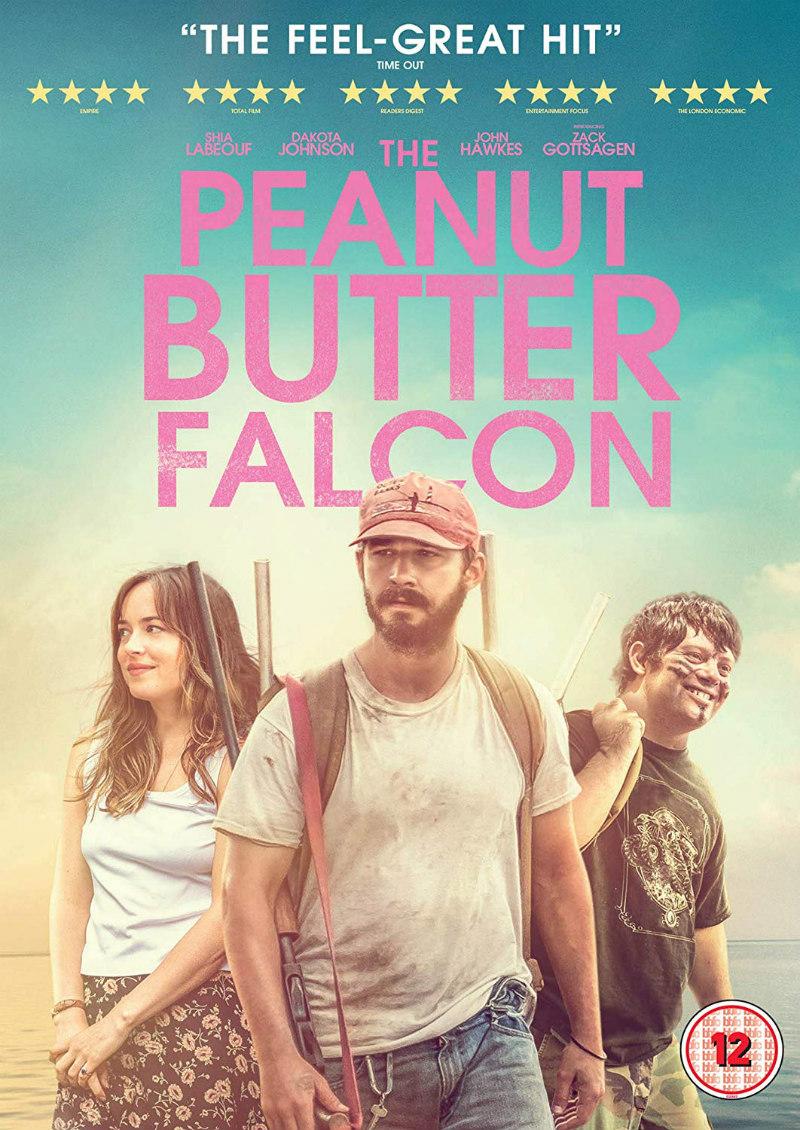 the peanut butter falcon dvd