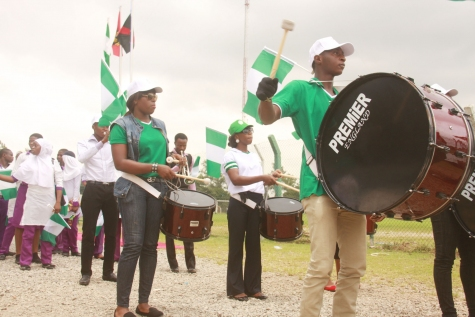 Nigeria's 53rd Independence Day Celebration