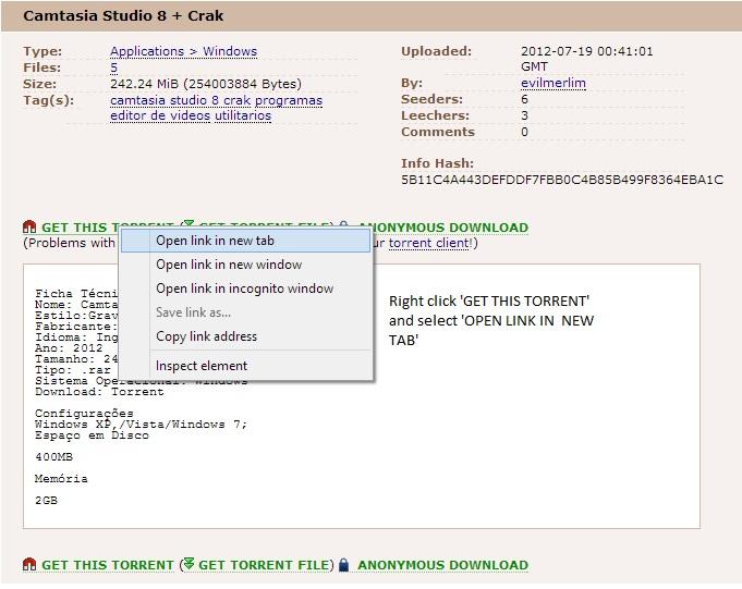 Camtasia studio 8 download completo crackeado.