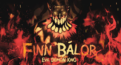 wwe finn balor hd wallpaper download