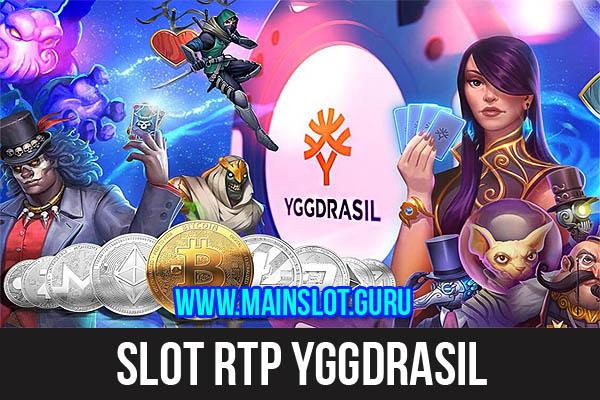 Slot RTP Yggdrasil