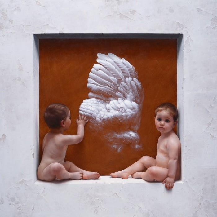 Французский художник. Marina Dieul